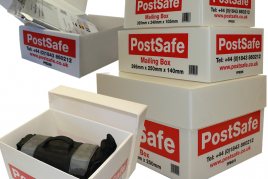 PostSafe Delivery & Storage Boxes