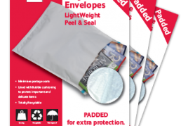 PostSafe Light Weight, Padded Envelopes
