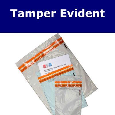 Tamper Evident Mailer