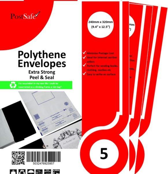 PostSafe Extra Strong plastic envelope