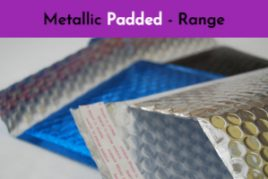 PostSafe Metallic Peel & Seal PrezziBags