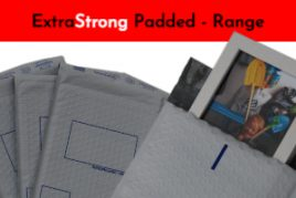 PostSafe Extra Strong, Padded Envelopes