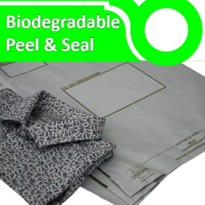 PostSafe Biodegradable Poly Envelopes