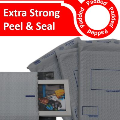 PostSafe Padded Poly Envelopes