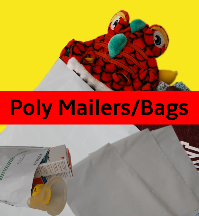 Poly Mailers Bags