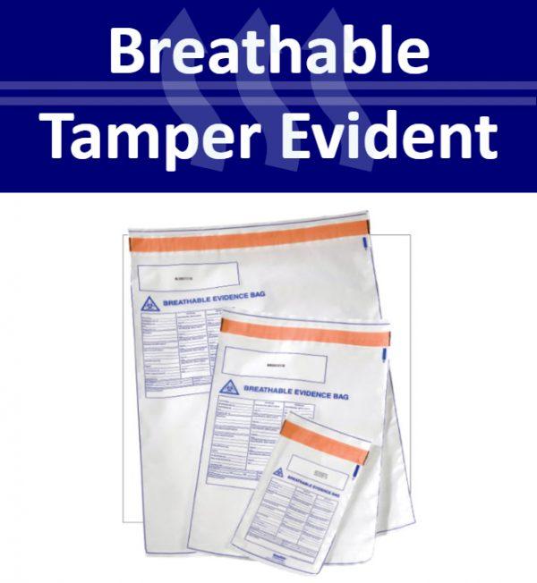 Breathable Tamper Evident