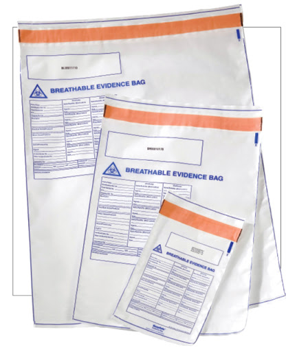 Breathable Evidence Bags
