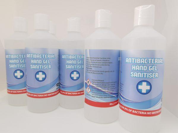 Sanitiser 500 ml Grp1