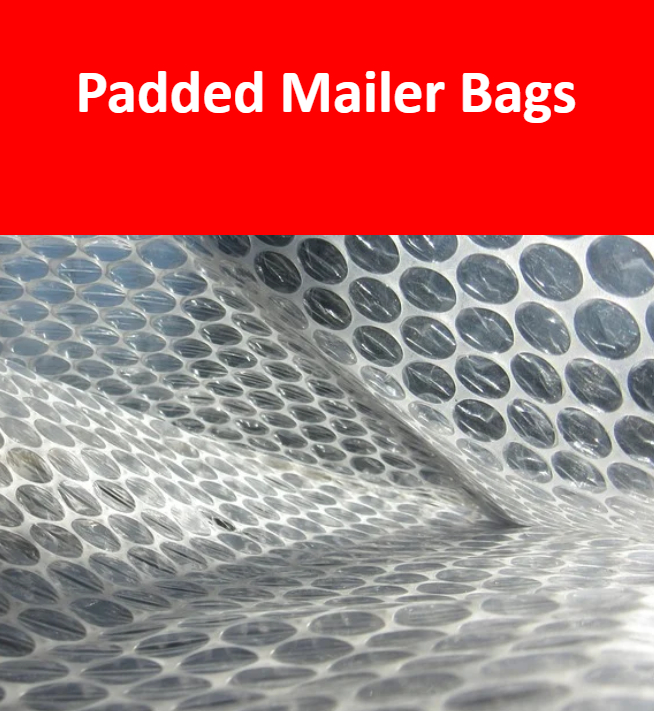 Padded Mailers Category