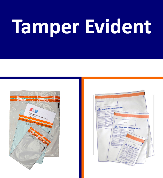 Tamper Evident Category